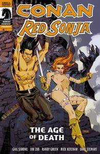 Conan Red Sonja 04 of 04 - The Age of Death 2015 digital