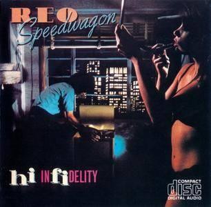 REO Speedwagon - Hi Infidelity (1980) {1985, Reissue}