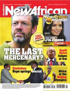 New African - AugustSeptember 2008