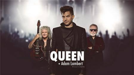 Queen + Adam Lambert - Rock In Rio Lisbon (2016) {HDTV 1080i}