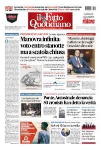 Il Fatto Quotidiano - 21 dicembre 2018