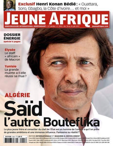 Jeune Afrique - 18 au 24 Juin 2017