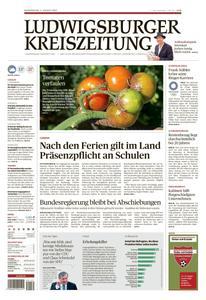 Ludwigsburger Kreiszeitung LKZ - 05 August 2021