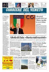 Corriere del Veneto Venezia e Mestre - 31 Luglio 2018