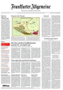 Frankfurter Allgemeine Zeitung F.A.Z. - 09. Oktober 2019
