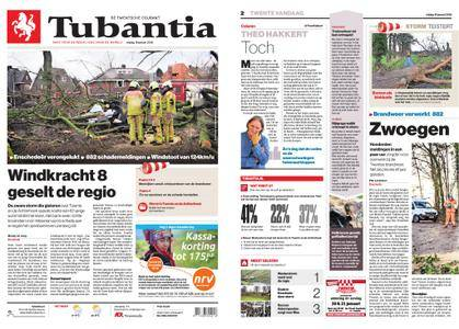 Tubantia - Hengelo – 19 januari 2018