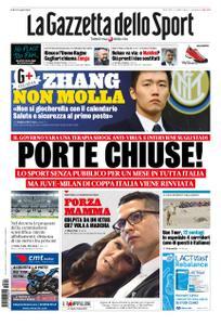 La Gazzetta dello Sport Sicilia – 04 marzo 2020