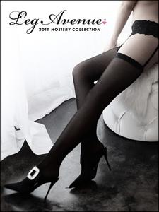 Leg Avenue - Hosiery Collection Catalog 2019