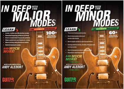 Guitar World - In Deep with the Major-Minor Modes