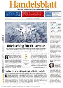 Handelsblatt - 19. Oktober 2017