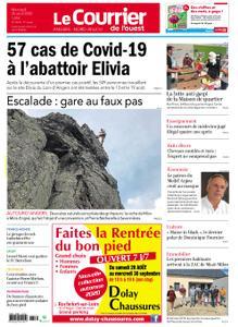 Le Courrier de l'Ouest Angers – 26 août 2020