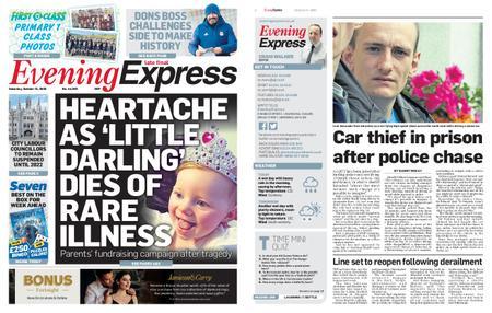 Evening Express – October 31, 2020
