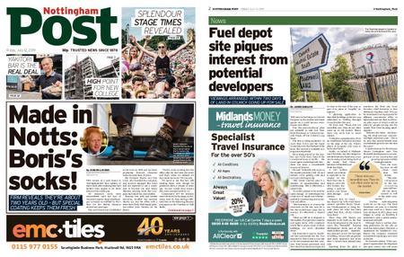 Nottingham Post – July 12, 2019