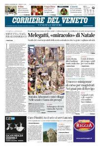 Corriere del Veneto Venezia e Mestre - 10 Dicembre 2017
