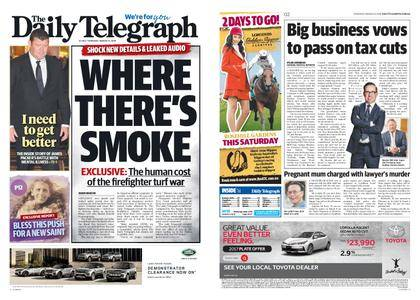 The Daily Telegraph (Sydney) – March 22, 2018