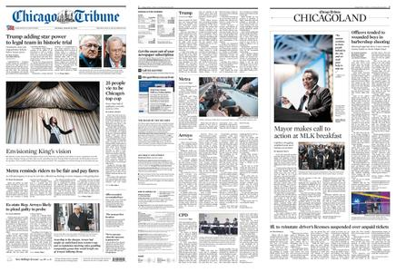 Chicago Tribune – January 18, 2020