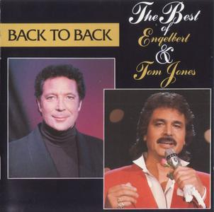 Engelbert And Tom Jones - Back To Back: The Best Of Engelbert & Tom Jones (1994)