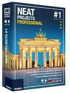 Franzis NEAT Projects Professional 1.13.02713 + Portable