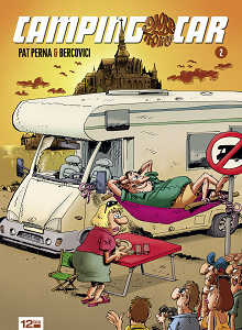 Camping-car Globe Trotteur - Tome 2