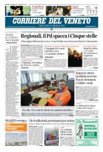 Corriere del Veneto Treviso e Belluno – 19 gennaio 2020