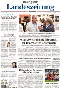 Thüringische Landeszeitung – 08. August 2019