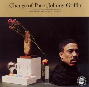 Johnny Griffin - Change Of Pace (1961) {Riverside OJCCD-1922-2 rel 1999}