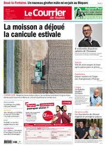 Le Courrier de l'Ouest Cholet – 08 août 2019