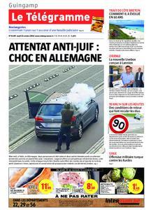 Le Télégramme Guingamp – 10 octobre 2019