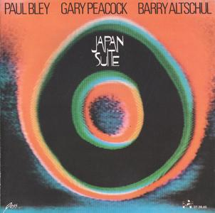 Paul Bley, Gary Peacock, Barry Altschul - Japan Suite (1992)