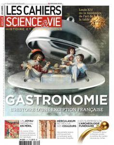 Les Cahiers de Science & Vie - août 2017