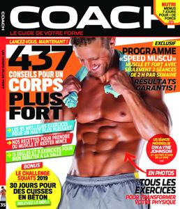 Coach France - septembre 2019