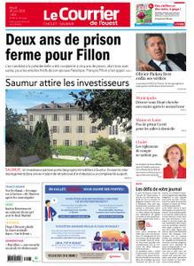 Le Courrier de l'Ouest Cholet – 30 juin 2020