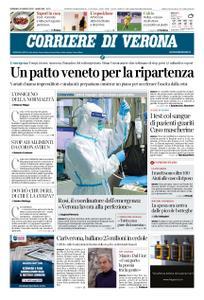 Corriere di Verona – 29 marzo 2020