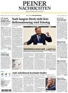 Peiner Nachrichten - 20. Juni 2018