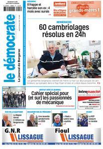 Le Démocrate de Bergerac - 28 février 2019