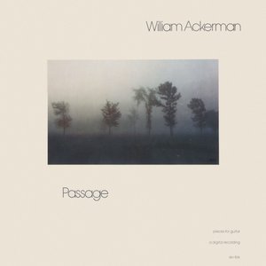 William Ackerman ‎- Passage (1981) Windham Hill Records/WH-1014 - US 1st Pressing - LP/FLAC In 24bit/96kHz