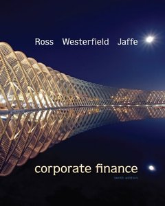 Corporate Finance, 10th Edition (repost)
