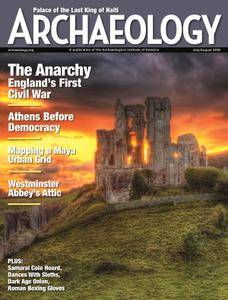 Archaeology Magazine - July/August 2018
