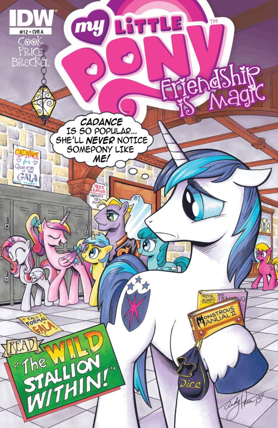 My Little Pony - Friendship is Magic 012 2013 2 covers digital