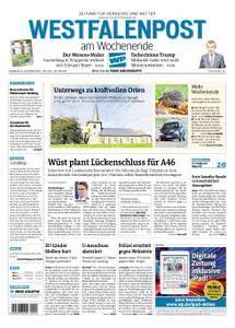 Westfalenpost Wetter - 21. Oktober 2017