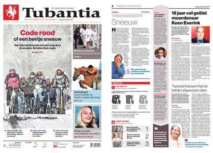 Tubantia - Enschede – 12 december 2017