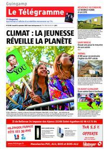 Le Télégramme Guingamp – 21 septembre 2019