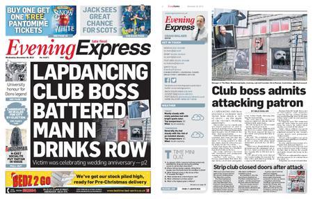 Evening Express – November 20, 2019
