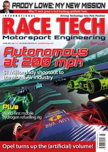 Race Tech – June 2021