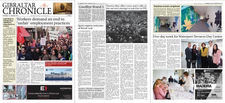 Gibraltar Chronicle – 17 January 2019