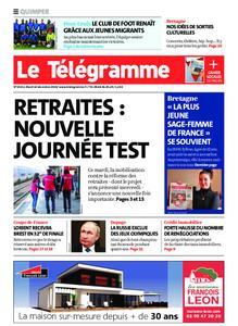 Le Télégramme Quimper – 10 décembre 2019