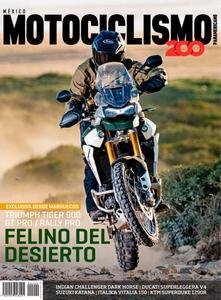 Motociclismo Panamericano - abril 2020