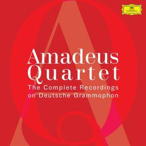 Amadeus Quartet - Complete Recordings On Deutsche Grammophon (2017) (70CDs Box Set)