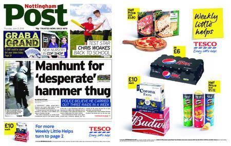 Nottingham Post – June 21, 2018