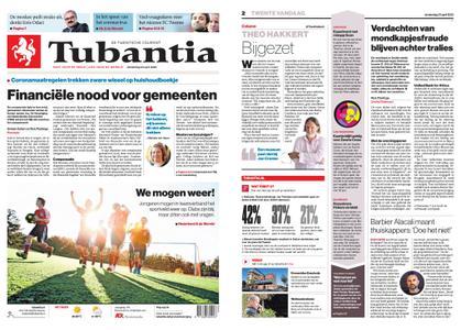Tubantia - Enschede – 23 april 2020